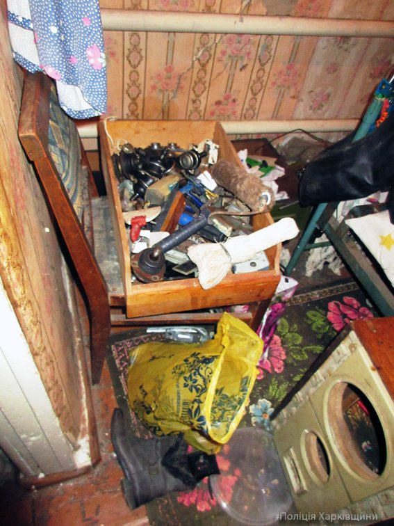 Под Харьковом безработный обокрал дачный дом (ФОТО), фото-1