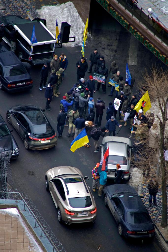 В Одессе возле консульства РФ собрались патриоты (ВИДЕО, ФОТО), фото-2