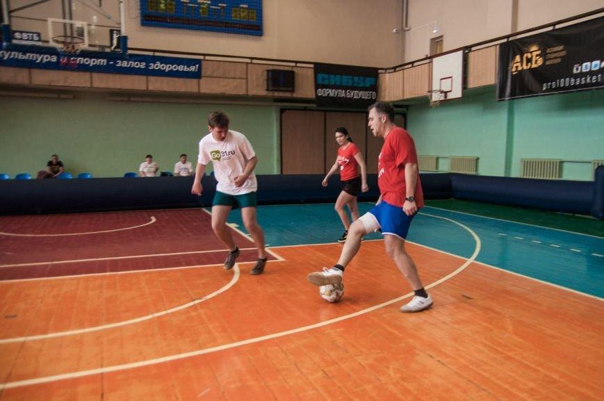 Журналисты-футболисты. Go31.ru заработал медали в турнире по футболу среди белгородских СМИ, фото-1