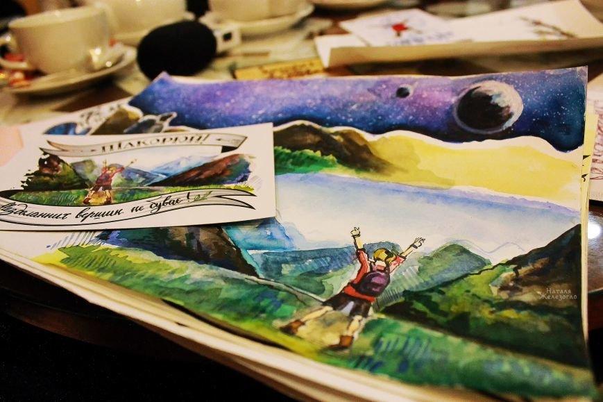 Проект «Just So»: одесские открытки с шармом покоряют мир (ФОТО), фото-8