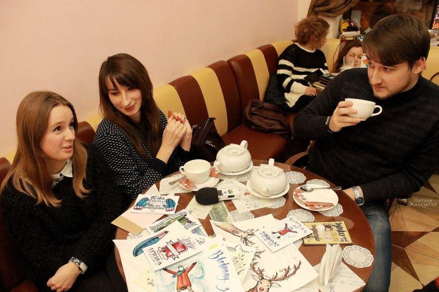 Проект «Just So»: одесские открытки с шармом покоряют мир (ФОТО), фото-1