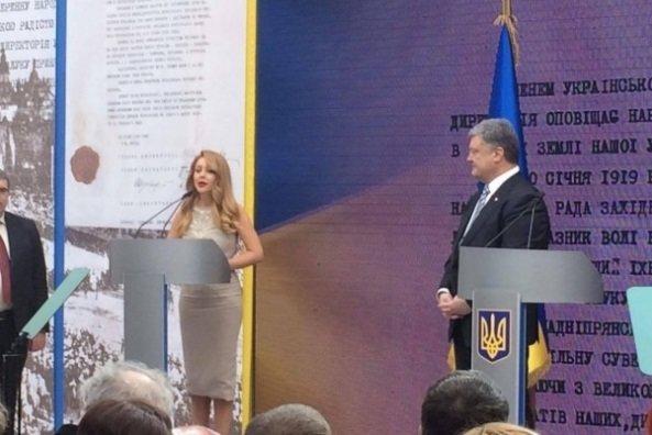 Зірковий тренер броварської зіроньки Еліни Іващенко отримала звання народної артистки України, фото-1