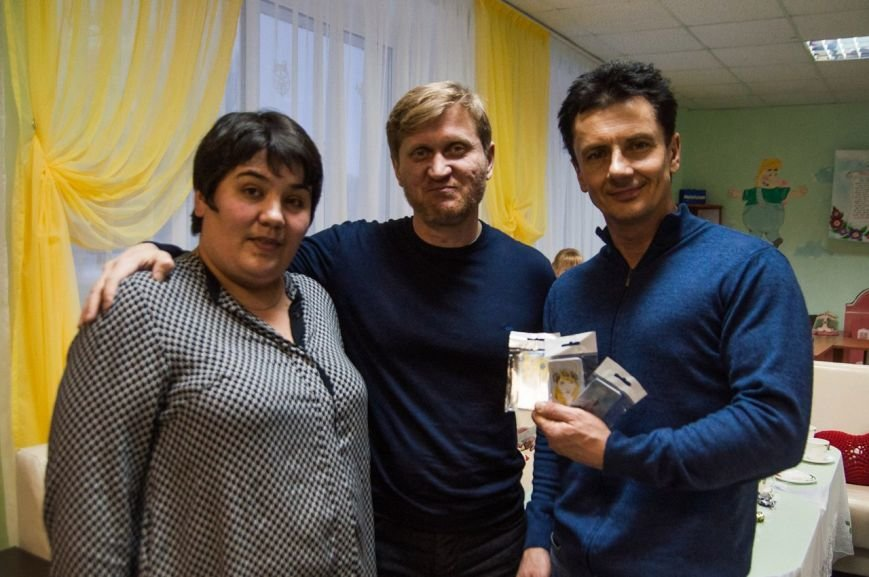 «Уральские пельмени» рассмешили публику в Центре психологической поддержки и реабилитации онкобольных детей, фото-4