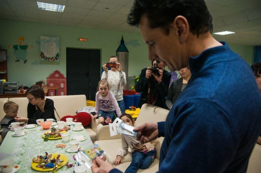 «Уральские пельмени» рассмешили публику в Центре психологической поддержки и реабилитации онкобольных детей, фото-1