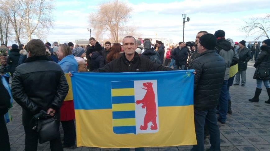 Трогательно: Одесситы показали настоящую Соборность Украины (ФОТО), фото-8