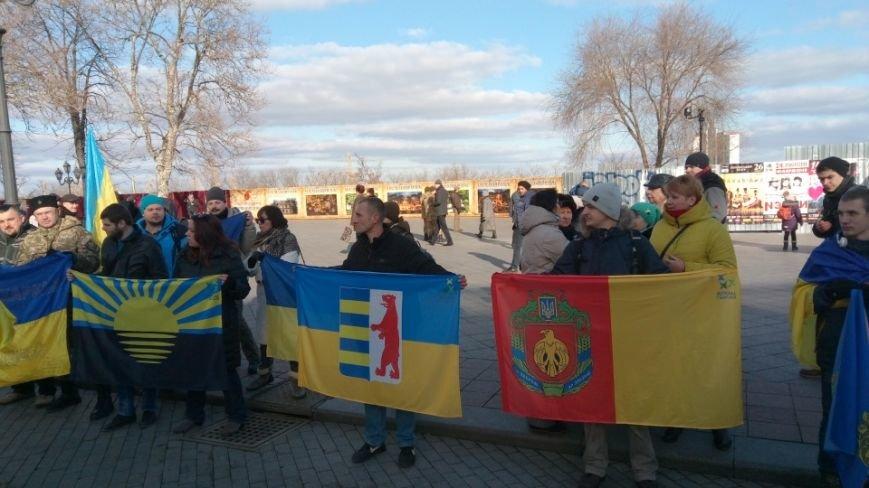 Трогательно: Одесситы показали настоящую Соборность Украины (ФОТО), фото-4