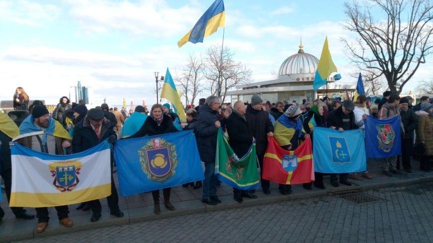 Трогательно: Одесситы показали настоящую Соборность Украины (ФОТО), фото-10