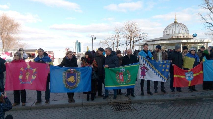 Трогательно: Одесситы показали настоящую Соборность Украины (ФОТО), фото-9