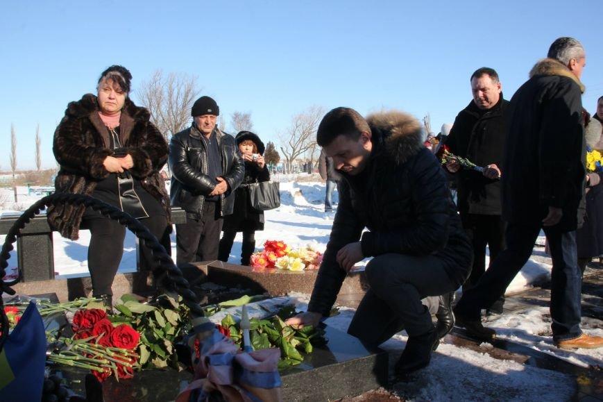 В Днепропетровской области возложили цветы к могиле Сергея Нигояна (ФОТО), фото-2