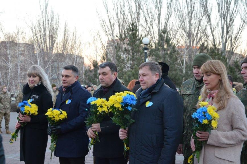 В Мариуполе отметили День Соборности Украины (ФОТО+ВИДЕО), фото-5