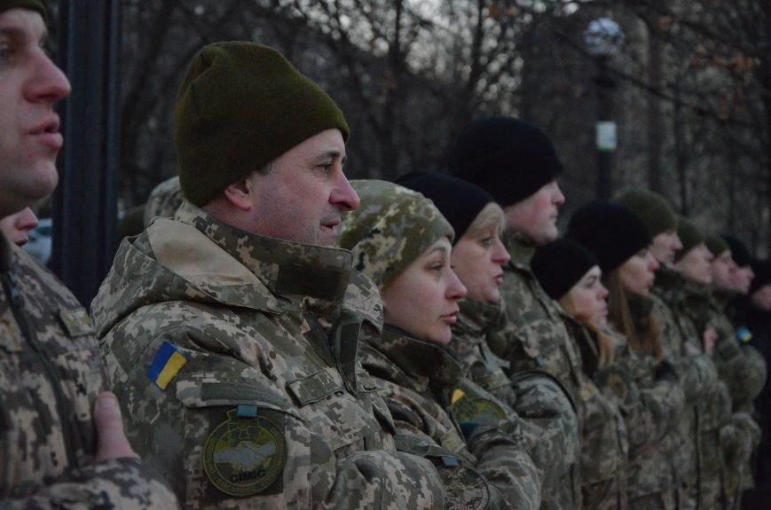 В Мариуполе отметили День Соборности Украины (ФОТО+ВИДЕО), фото-12