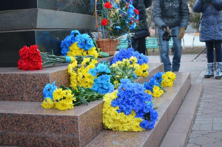 В Мариуполе отметили День Соборности Украины (ФОТО+ВИДЕО), фото-8
