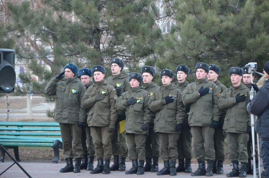 В Мариуполе отметили День Соборности Украины (ФОТО+ВИДЕО), фото-17