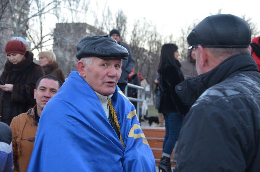 В Мариуполе отметили День Соборности Украины (ФОТО+ВИДЕО), фото-18