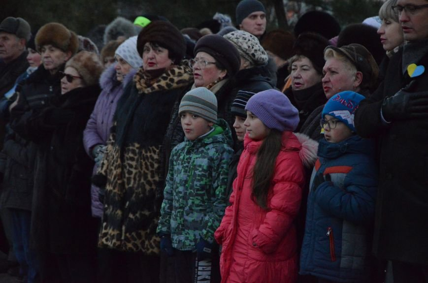 В Мариуполе отметили День Соборности Украины (ФОТО+ВИДЕО), фото-15