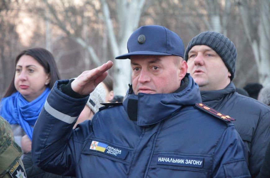 В Мариуполе отметили День Соборности Украины (ФОТО+ВИДЕО), фото-16