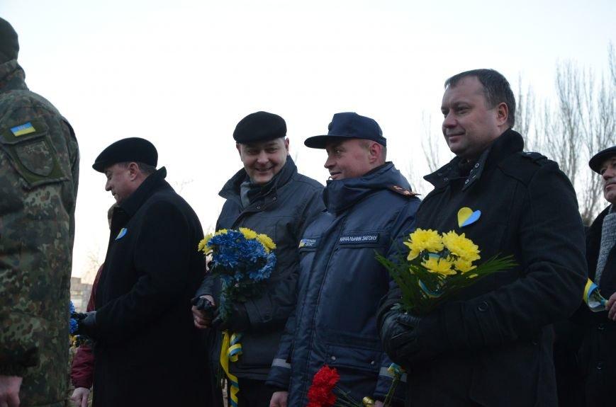 В Мариуполе отметили День Соборности Украины (ФОТО+ВИДЕО), фото-7