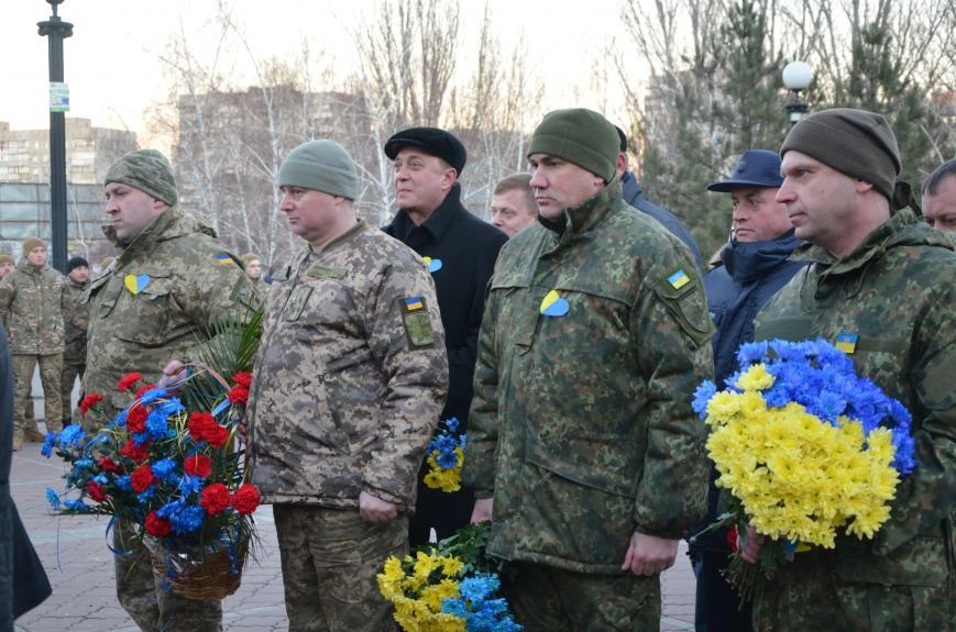 В Мариуполе отметили День Соборности Украины (ФОТО+ВИДЕО), фото-6