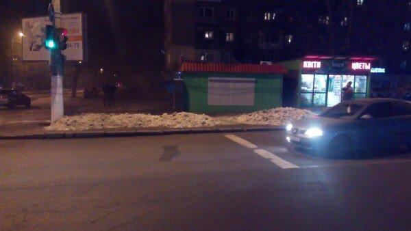 В Одессе сгорел киоск с пельменями (ФОТО), фото-5