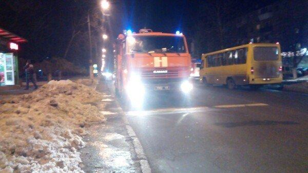 В Одессе сгорел киоск с пельменями (ФОТО), фото-1