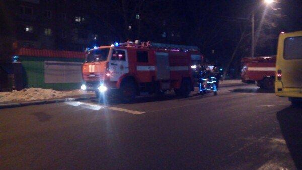 В Одессе сгорел киоск с пельменями (ФОТО), фото-4