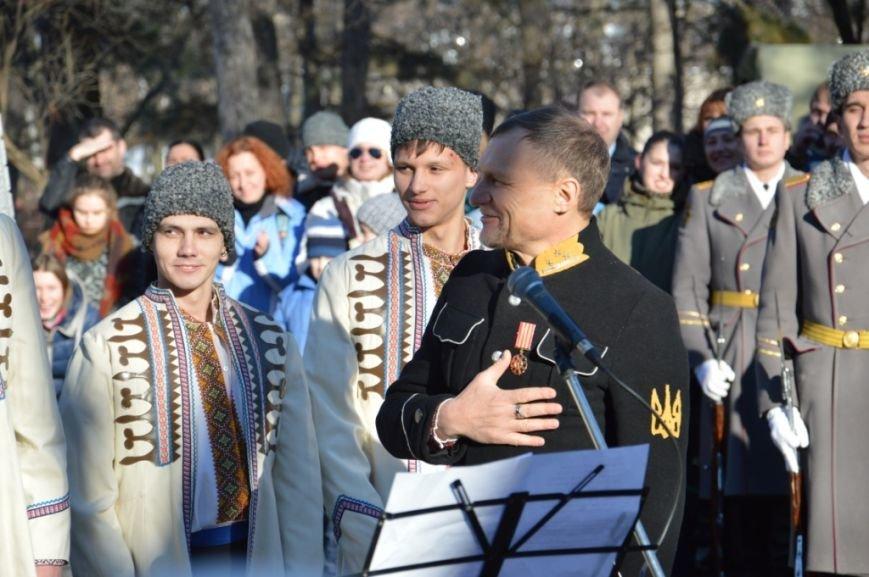 Как в Днепре отметили день Соборности Украины: ОБЗОР (ФОТО), фото-4