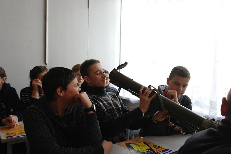 В Бахмутском районе появились учителя в погонах (ФОТО), фото-10