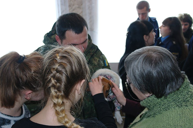 В Бахмутском районе появились учителя в погонах (ФОТО), фото-14