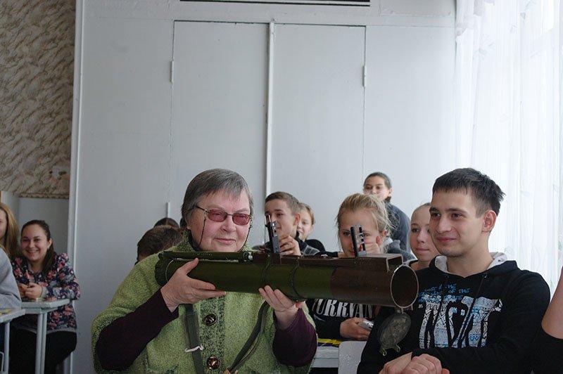 В Бахмутском районе появились учителя в погонах (ФОТО), фото-12