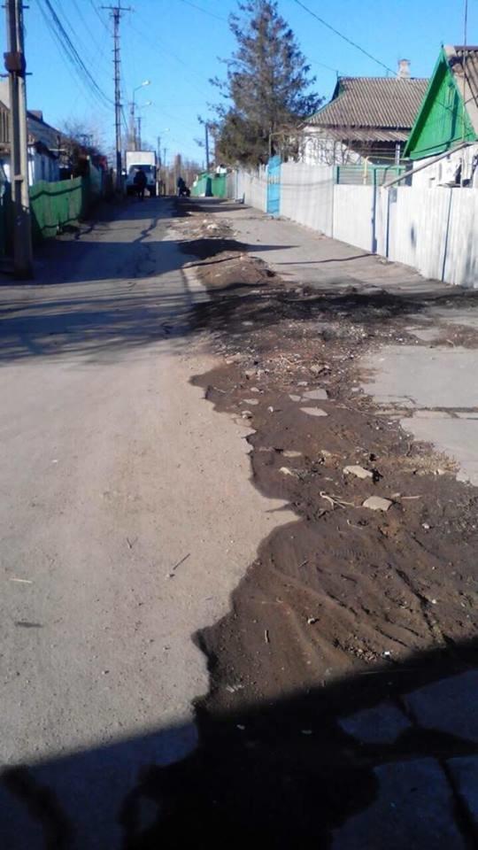 Мариупольцам с улицы Депутатской благоустроить дороги не помогает даже громкое название (ФОТО), фото-3