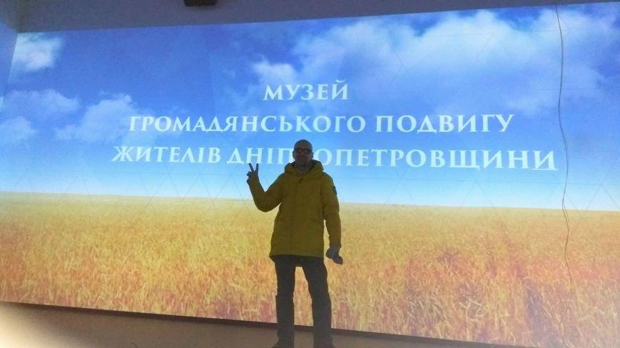 В Днепре открыли внутреннюю экспозицию первого в Украине музея АТО: как это было (ФОТО), фото-6