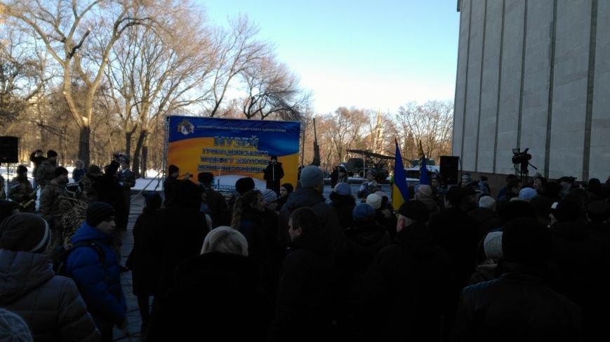 В Днепре открыли внутреннюю экспозицию первого в Украине музея АТО: как это было (ФОТО), фото-1