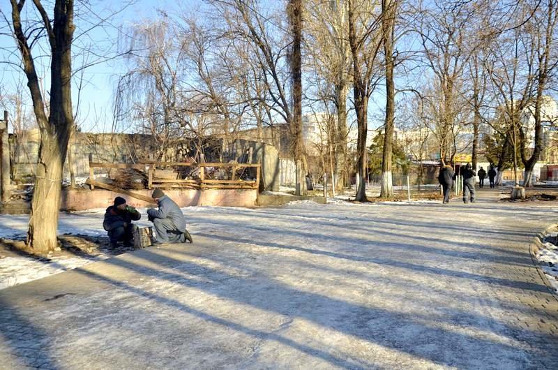 Логово наркоманов в парке не даст покоя одесcитам (ФОТО), фото-10