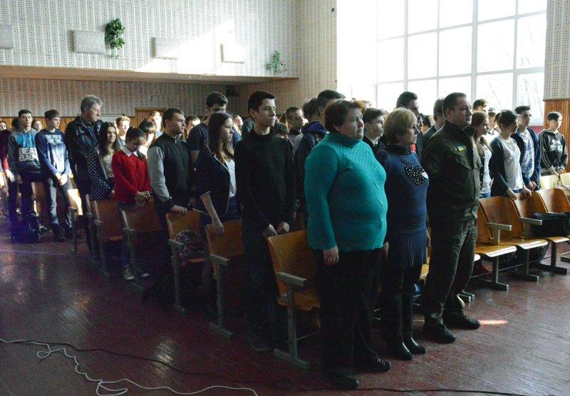 Авдеевским старшеклассникам  рассказали о работе полиции (ФОТО/ ВИДЕО), фото-2