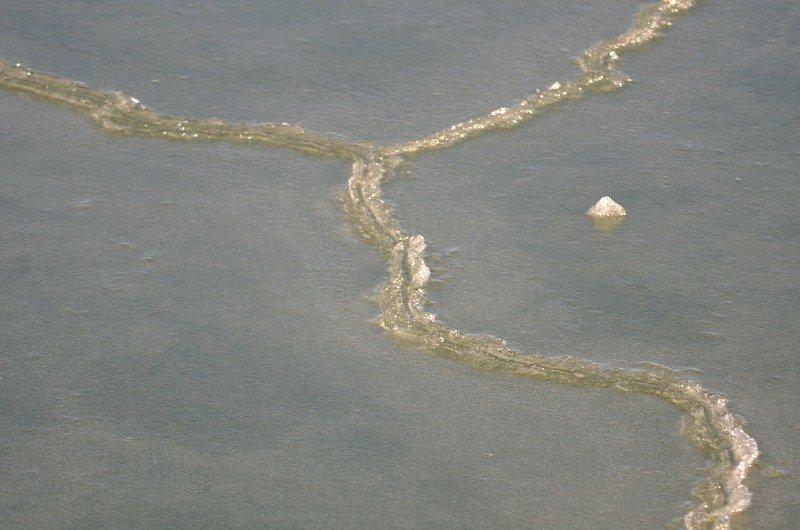 В Одессе лед заковал яхты (ФОТО), фото-5