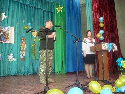 Творческие коллективы Дрогобыча поздравили авдеевцев с Днем Соборности (ФОТО), фото-3