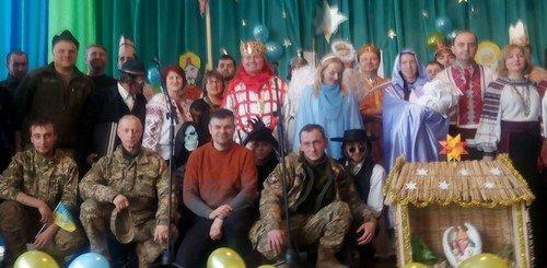 Творческие коллективы Дрогобыча поздравили авдеевцев с Днем Соборности (ФОТО), фото-6