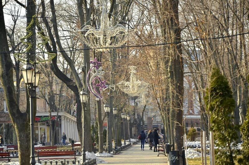 Новогодние украшения исчезнут с улиц Одессы (ФОТО), фото-8