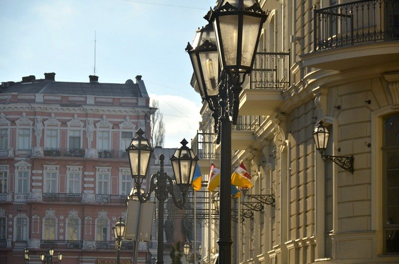 Новогодние украшения исчезнут с улиц Одессы (ФОТО), фото-7