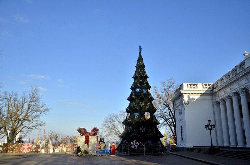 Новогодние украшения исчезнут с улиц Одессы (ФОТО), фото-5