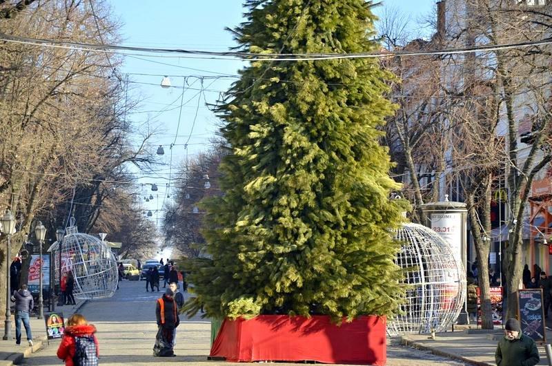 Новогодние украшения исчезнут с улиц Одессы (ФОТО), фото-4