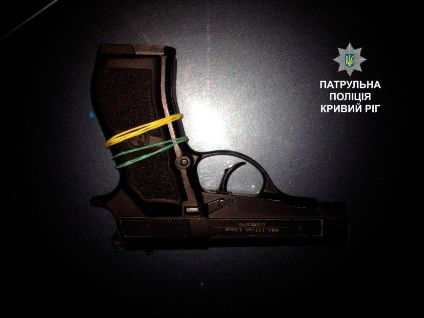 """Криворожанин, у которого """"копы"""" нашли оружие, пытался скрыться от них в ПНД (ФОТО), фото-2"""