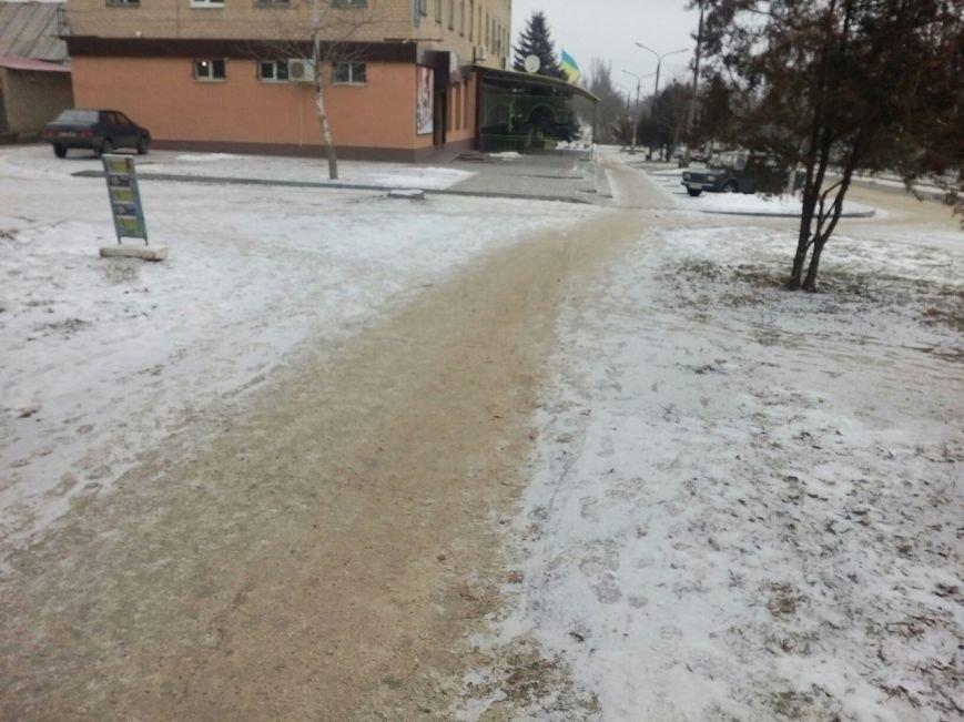 Акимовка дороги4