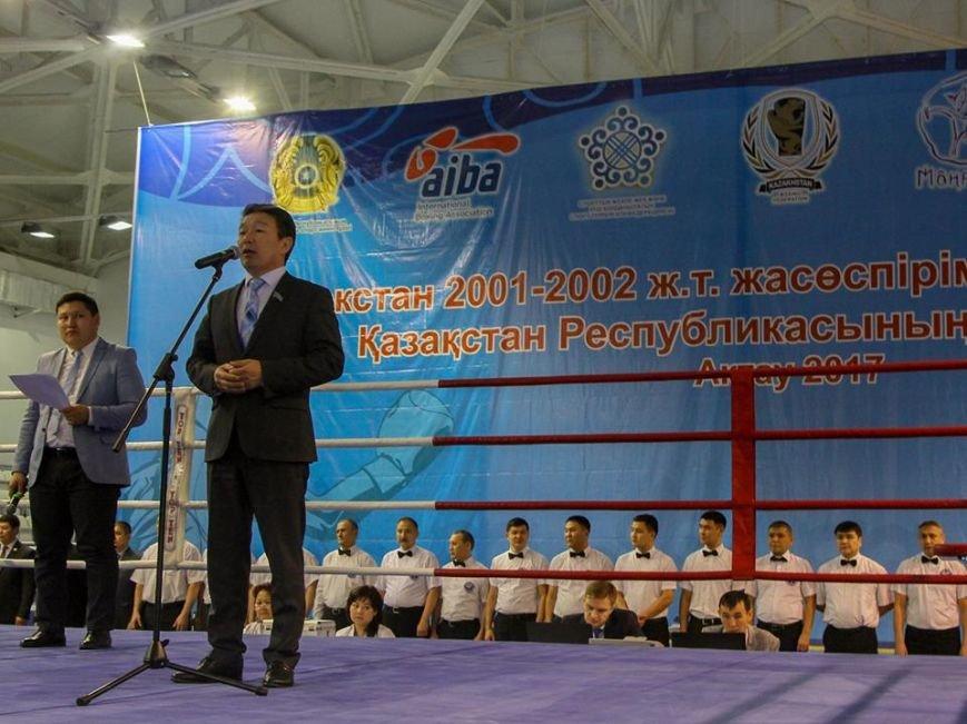 Стартовал Чемпионат РК по боксу среди юношей 2001-2002 г.р.в Актау, фото-2