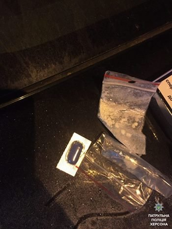 Ночью в Херсоне патрульные задержали двух водителей с признаками наркотического опьянения (фото), фото-2