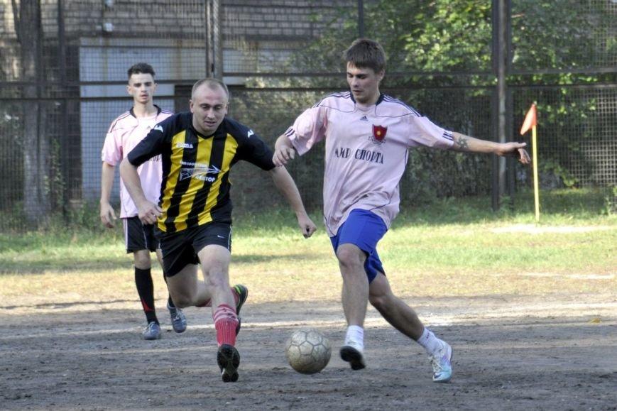 Футбольная команда «Запорожский вектор», созданная при поддержке мецената Александра Богуслаева, отмечает свой 5-летний юбилей, фото-3