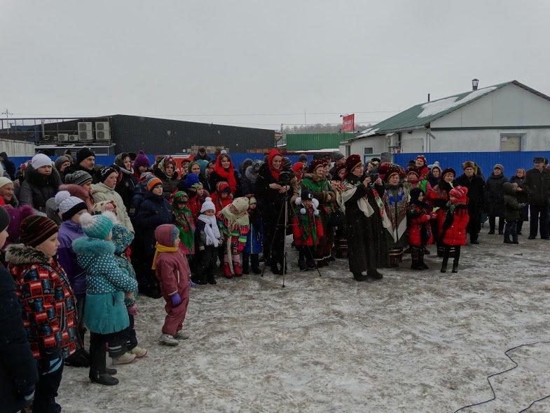 На Броварщині пройшов заключний етап різдвяних піснеспівів «Слава Богу родженому!» (Фото), фото-1
