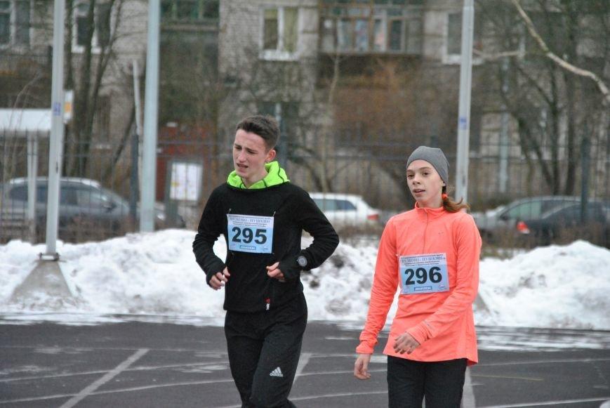 Победительница на 5 км №296 Анна Ильина
