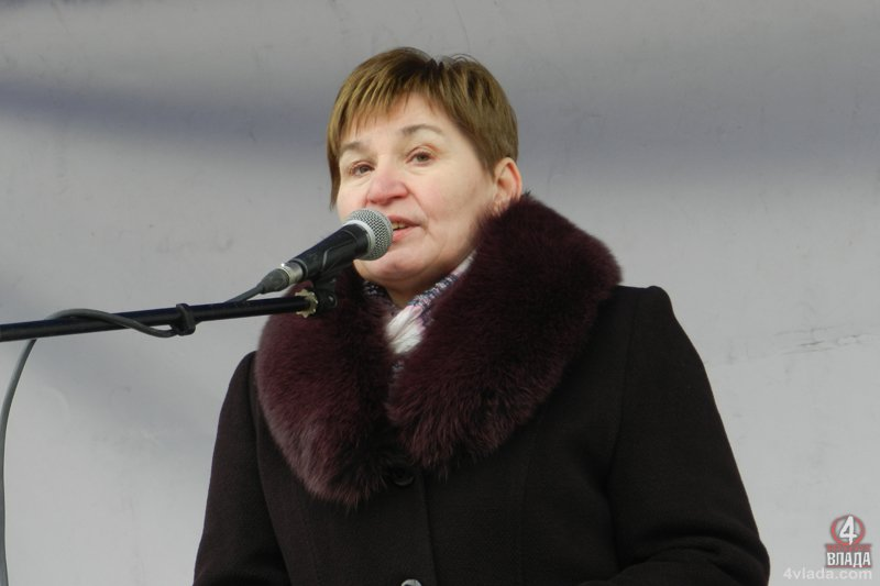Валентина Блінова