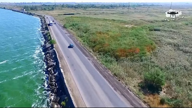 В Одессе летал беспилотник и снимал Хаджибейский лиман (ВИДЕО), фото-1